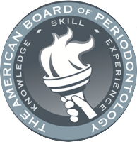 American Board of Periodontology logo