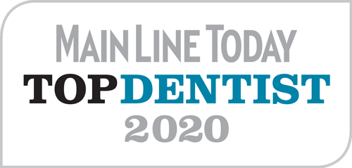 Main Line Top Dentist logo