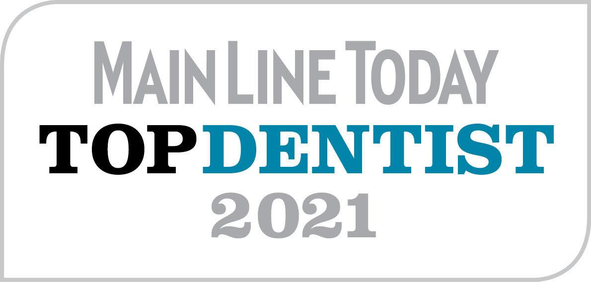 Main Line Top Dentist logo