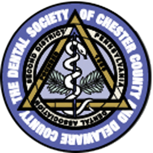Dental Society of Chester County and Delaware County logo