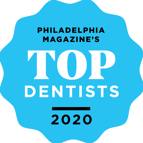 Philadelphia's Top Dentist logo